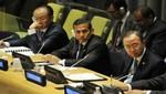 'Perú logró Objetivos de Desarrollo del Milenio antes del plazo previsto para el 2015', expuso mandatario en la ONU