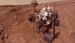 NASA: Curiosity encuentra agua en suelo marciano