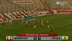 Universitario derrotó por 3-1 al Inti Gas y avanza en la Liguilla Impar