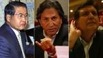 57 de cada 100 peruanos siente vergüenza por la situación de los 3 últimos ex presidentes