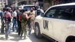 Siria: Expertos internacionales inician desarme químico