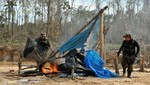Policía Nacional ejecutó megaoperativo contra la minería ilegal en Madre de Dios