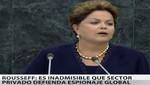 Dilma Rousseff en la ONU y su denuncia del espionaje cibernético desde los EEUU