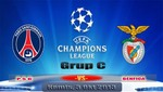 Champions League: PSG vs Benfica [EN VIVO]