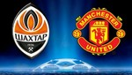 Champions League: Shakhtar vs Manchester United [EN VIVO]