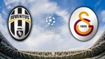 Champions League: Juventus vs Galatasaray [EN VIVO]