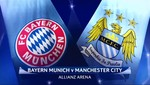 Champions League: Manchester City vs Bayern Múnich [EN VIVO]