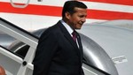 Jefe de Estado viaja a Asia para realizar Visita Oficial a Tailandia