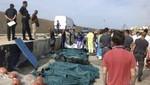 Italia: Al menos 130 inmigrantes africanos han muerto tras naufragio de embarcación [VIDEO]