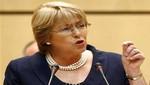 Bachelet encapsulada