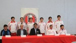 Delegación de Taekwondo viaja a Corea
