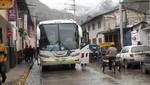 Sancionan a 27 empresas de transporte de pasajeros de Huaraz