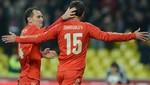 Eliminatorias Mundial Brasil 2014: Azerbaiján vs. Rusia [EN VIVO]