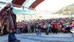Ministro Merino anuncia tarifas reducidas de energía eléctrica para localidades del bajo Urubamba