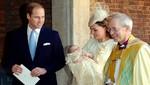 Guillermo y Kate bautizan a su hijo el Príncipe George [FOTOS]