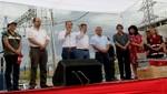 Inauguran obras de reforzamiento de línea de transmisión Moyobamba – Rioja