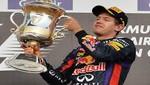 Sebastian Vettel se coronó campeón mundial por cuarta