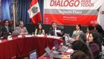Jefe del Gabinete descartó injerencia política en programas sociales que desarrolla el Gobierno