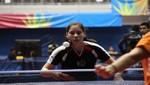 Francesca Vargas y Angela Mori ganan medallas en Sudamericano de Colombia