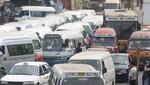 Solo vehículos con menos de diez años de antigüedad podrán operar en el servicio de transporte público