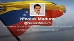 Twitter, Maduro y Soraya