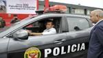 Mandatario entregó 500 patrulleros a la Policía y anunció compra de nueva flota para reforzar seguridad en todo el país