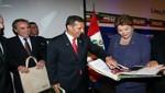 Presidente Humala destaca que presencia de Dilma Rousseff en Lima refleja voluntad política de integración real