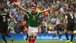 México goleó por 5 - 1 a Nueva Zelanda y está con un pie en el Mundial Brasil 2014