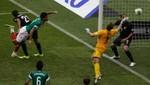 Mundial Brasil 2014: México trunca los sueños de Nueva Zelanda