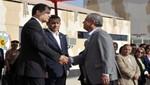 """Presidente Humala: """"Perú y Ecuador seguiremos avanzando en construcción de la paz y el desarrollo"""""""