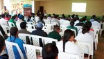 Realizan en Huánuco primer taller informativo de Beca 18 que beneficiará a 300 jóvenes