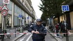 Tiroteo en París: Marcha persecución de hombre armado en los Campos Elíseos