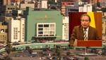 Walter Albán asumirá el cargo de ministro del Interior