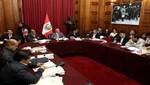 Postergan para la próxima sesión denuncia contra congresista Gagó, Fujimori y Becerril