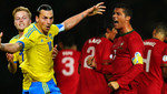 Mundial Brasil 2014: Suecia vs Portugal [EN VIVO]