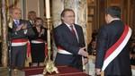 Jefe de Estado tomó juramento a Walter Albán Peralta como ministro del Interior