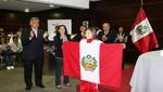 Selección nacional que nos representara en los Juegos Sudamericanos de Argentina se presentó en Estadio Nacional