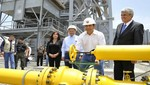 Se inauguró la central térmica en Chilca