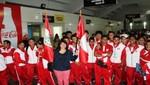 Se inauguraron los XIX Juegos Sudamericanos escolares en Argentina