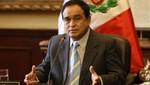 Presidente del congreso ratifica su respeto irrestricto a la libertad de expresión
