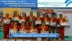 Perú vence a Brasil en voley en los Juegos Sudamericanos Escolares 2013
