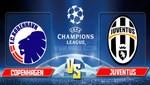 UEFA Champions League 2013: Juventus vs Copenhagen [EN VIVO]