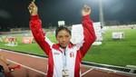 Inés Melchor: El objetivo fue ganar y gracias a Dios lo hicimos