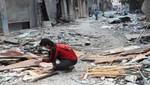 Huérfanos de Siria luchan por sobrevivir