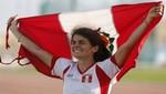 Juegos Bolivarianos 2013: Paola Mautino logra medalla de oro en salto de longitud