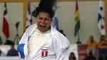 Juegos Bolivarianos 2013: Isabel Aco consiguió medalla de oro en Karate