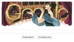 Google homenajea a María Callas con un nuevo doodle