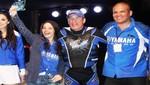 Aníbal Aliaga con Daniela Pereyra en la F2 fueron los triunfadores de las motos acuáticas