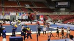 Sandra Collantes ganó oro en la competencia de All Round de Sudamericano en Santiago de Chile