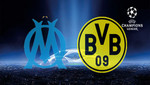 UEFA Champions League 2013: Marsella vs Dortmund
